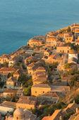 Medieval walled town of Monemvasia, Greece — Stock Photo