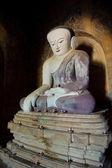 Statue de bouddha, bagan, myanmar — Photo