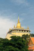 Golden mount temple, bangkok, thailand — Stock Photo