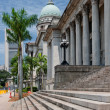 Old Supreme Court Building, Singapore - Stock Photo