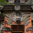 Stock Photo: Statue of Balinese demon in Ubud