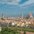Panorama of Florence, Italy — Stock Photo