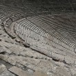 Ruins of epidaurus theater, peloponnese, greece — Stockfoto