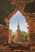 Stupas of Wat Si Sanphet, Ayutthaya, Thailand — Stock Photo