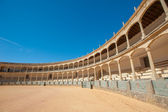 Bullring in Ronda, Spain — Stock Photo