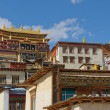 Songzanlin tibetan monastery, shangri-la, china - Stock Photo
