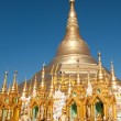 Shwedagon pagoda, Yangon, Myanmar — Stock Photo