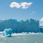 Perito Moreno Glacier, Patagonia, Argentina — Stock Photo #21109655