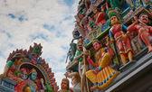 Sri Mariamman Temple, Singapore's oldest Hindu temple — Stock fotografie