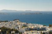 Panorama of Mykonos, Greece — Stock Photo