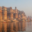 Holy city of Varanasi, India — Stock Photo