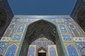 Sheikh Lotf Allah Mosque, Isfahan, Iran — Stock Photo