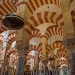 Interior of Mezquita-Catedral, Cordoba, Spain — Stock Photo #24782949