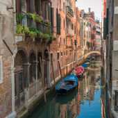 Canals of Venice, Italy — Stock Photo