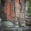 Stock Photo: Apsardancers, bas-relief of Angkor, Cambodia