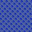 Stock Photo: Blue walpaper