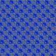 Blue walpaper - Stock Photo