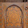 Ancient doors, Morocco - Foto de Stock