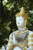 Statue of Buddha, Chiang Mai, Thailand — Stock Photo