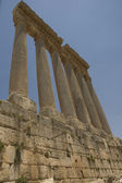 Ancient columns, Baalbeck, Lebanon — Stock Photo