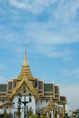 Grang Palace, Bangkok, Thailand — Stock Photo