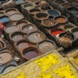 Tannery in Fez, Morocco — Stock Photo #26414043