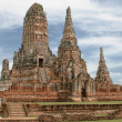 Wat Wattanaram, Ayutthaya, Thailand — Stock Photo