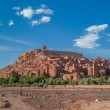 Stock Photo: Ait Benhaddou, traditional berber kasbah, Morocco