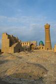 Panorama of Bukhara, Uzbekistan — Stock Photo