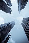 Urban cityscape — Stock Photo