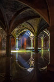 Portuguese Cistern in El Jadida, Morocco — Stock Photo