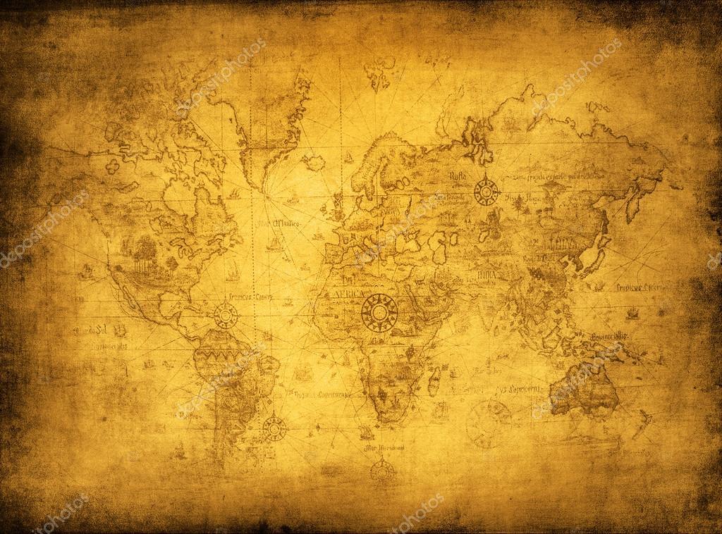 世界之古代地图