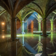 Portuguese Cistern in El Jadida, Morocco — Stock Photo #28459161
