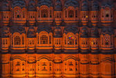 Hawa Mahal, Palace of winds, Jaipur, India — Стоковое фото