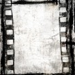 Grunge film background — Stock Photo