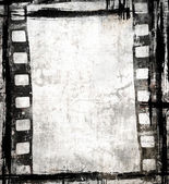 Grunge film background — Stock Photo