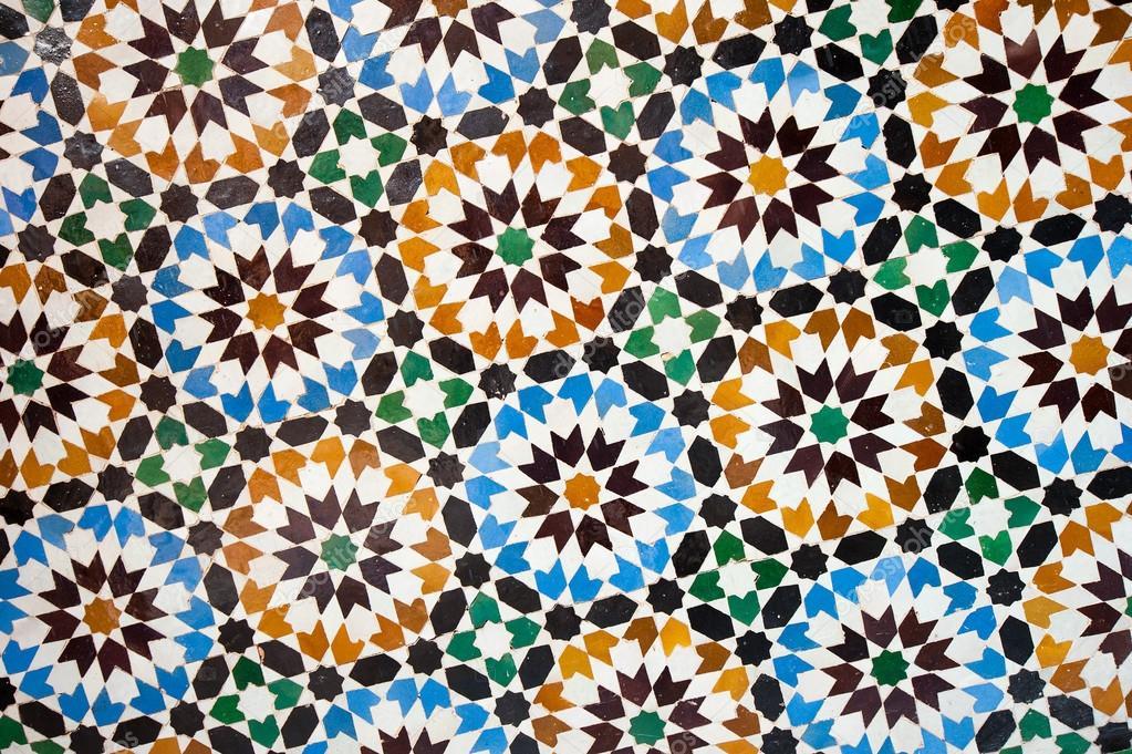 Moroccan vintage tile background stock photo 169 javarman 30055217
