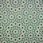 Moroccan vintage tile background — Stock Photo #30865343