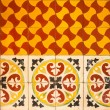 Moroccan vintage tile background — Stock Photo #30865405