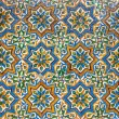 Stock Photo: Moroccvintage tile background
