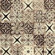 Moroccan vintage tile background — Stockfoto