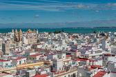 Panorama of Cadiz, Spain — Stockfoto