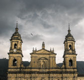 Primate Cathedral, Bogota, Colombia — Stock Photo