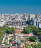 Panorama of Buenos Aires, Argentina — Stock Photo