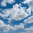 Cloudy sky background — Stock Photo #33305789