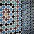 Grunge moroccan interior — Stock Photo