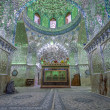 Stock Photo: Ali Ibn Hamzshrine in Shiraz, Iran