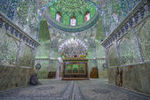 Ali Ibn Hamza shrine in Shiraz, Iran — Stock Photo