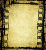 Sfondo film grunge — Foto Stock