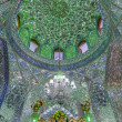 Stock Photo: Mirrored interior of Ali Ibn Hamzshrine in Shiraz, Iran